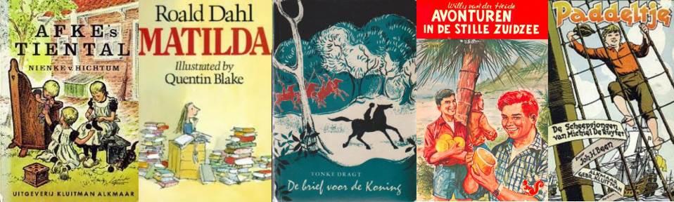 Literaire jeugdhelden